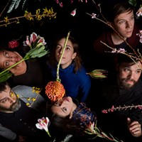 After a chilly breakup record, Dirty Projectors regain their bubbly ebullience on <i>Lamp Lit Prose</i>