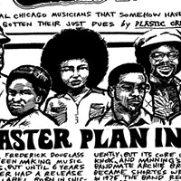 Crate diggers have caught up with the funky soul of Doug Shorts's Master Plan Inc.