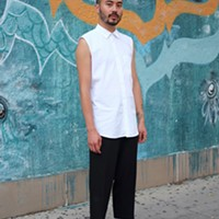 This life coach is inspired by Helmut Lang and the films of Wong Kar-wai