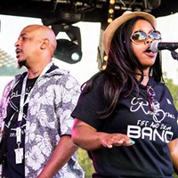 Shardé Thomas propels the Rising Stars Fife & Drum Band into a new century