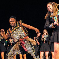 The Stomping Grounds festival finale caps off two months of percussive dancing for peace