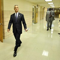The pattern to Rahm's sexual predator, filthy schools, and special ed scandals