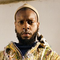 Serpentwithfeet makes queer, vibrating R&B that sounds like nothing else on earth