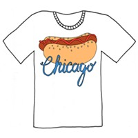 Troll the Chicago hot dog fascists with this T-shirt