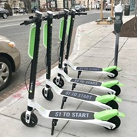 Electric scooters could be next to clog Chicago's sidewalks and bike lanes