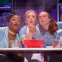 In the world of <em>Waitress</em>, almost all sins can be forgiven with a song