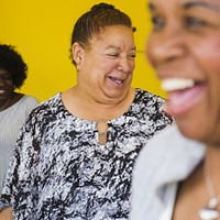 These candid photos capture how seniors are growing communities—while growing older—on the south side