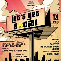 iLLANOiZE Let's Get Social music showcase gives a platform to Chicago's rising hip-hop stars