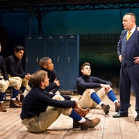 <em>Something in the Game</em> is more than a musical tribute to Knute Rockne: it's hagiography