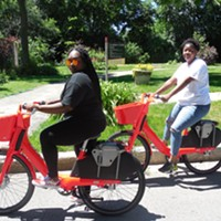 Chicago's pilot dockless bike-share program is showing promise on the far south side