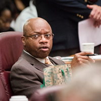 Alderman who joked about the 'gangsters' on the City Council to plead guilty to corruption charges