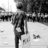 <i>Chicago 1968: The Whole World Is Watching</i> chronicles the chaos of the infamous DNC convention