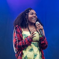 Chicago rapper Noname opens all the doors on the new <i>Room&nbsp;25</i>