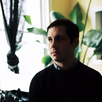 Experimental musician Brett Naucke loses an album to hard-drive theft, starts making a new one