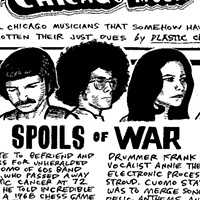 Spoils of War pioneered the fusion of experimental electronics and psychedelic rock