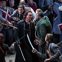 <i>Il Trovatore</i>'s plot is grim, but who cares when you know the score?