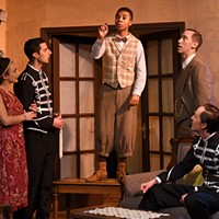 Eclipse Theatre rescues <i>The Dark at the Top of the Stairs</i> from being just another curio