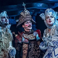 Drury Lane's <i>Beauty and the Beast</i> revival is showing its age