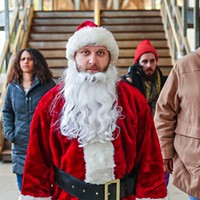 The latest edition of <i>El Stories</i> explores the drama of the Holiday Train