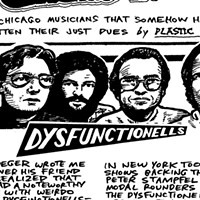 The forgotten story of the self-described 'butt-ugliest band in Chicago'