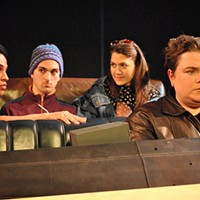 The holiday miracle that gave Agency Theater Collective its <i>Hellcab</i> cab