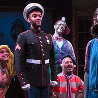 House Theatre's no-dancing <i>Nutcracker</i> finds light in wartime darkness