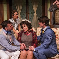 <i>Noises Off</i> proves that too-frequent gags have diminishing marginal returns