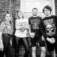 Scuzz-metal supergroup Hitter keep it simple and nasty