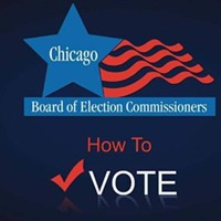Early voting is open across Chicago