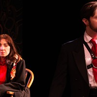 <i>Gross Indecency: The Three Trials of Oscar Wilde</i> is incandescent theater