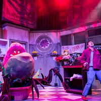 <i>Little Shop of Horrors</i> has not grown gracefully into the new millennium