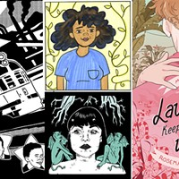 Meet four comics creators who'll be at CAKE