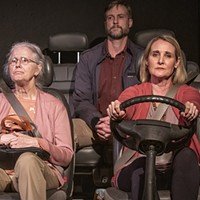 <i>Four Places</i> hovers brilliantly between public pleasantries and private dysfunction
