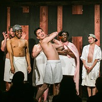 If it's Pride Month, it must be time for <i>Steamworks: The Musical</i>
