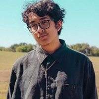 LA singer-songwriter/producer Cuco blends Spanish and English in psychedelic daydreams