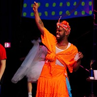 Urban Theater Company re-creates the house music scene from <i>Back in the Day</i>