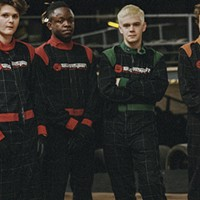 Black Midi makes indie rock with lots of sharp edges