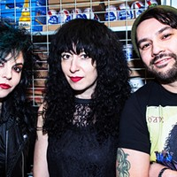 Emerging local trio Aweful ooze the spirit of classic punk