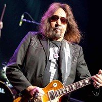 Take a rocket ride with Space Ace Frehley