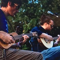 Guitarist Bill MacKay and banjo player Nathan Bowles promise to take you all over the map with their new duo