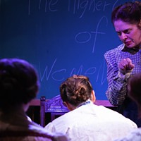 Cambridge women fight for their academic rights in <i>Blue Stockings</i>