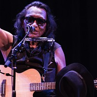 Legendary Detroit folk rocker Sixto Rodriguez brings his political and romantic music to City Winery