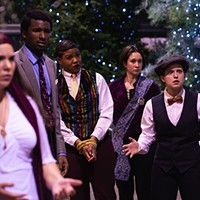 Midsommer Flight's <i>Twelfth Night</i> offers hijinks and insight