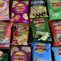 Getting Lay'd: Lessons in potato chip diplomacy