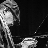 Free-jazz piano great Dave Burrell plays a rare Chicago show