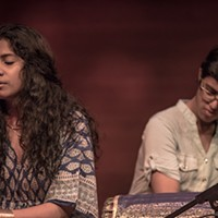 Ganavya Doraiswamy & Rajna Swaminathan confront historical oppressions with a fusion of jazz and Carnatic music