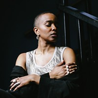 Jamila Woods to perform at 20th anniversary Louder Than a Bomb finals