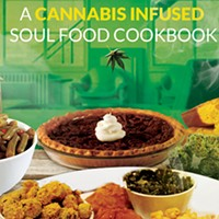 Mrs. Green has the cannabis collard green recipe that will melt your troubles away