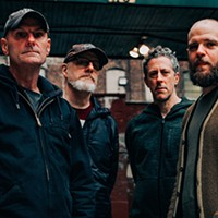 Noise-rock luminaries converge to explore despair and hope in Human Impact