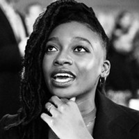 UK rapper Little Simz works from home to summon power, dreaminess, and dread on <i>Drop 6</i>